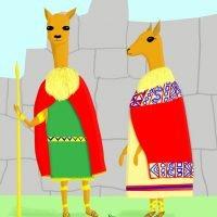 Vicunas Incas