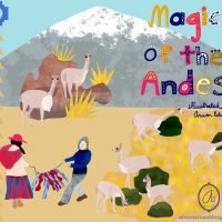 Arwen Edsall Vicuña Submission Page - Magic of the Andes