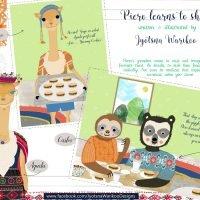 Piero Learns to Share by Jyotsna Warikoo