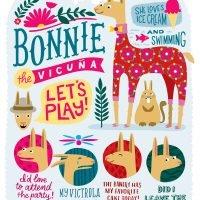 Bonnie the Vicuna