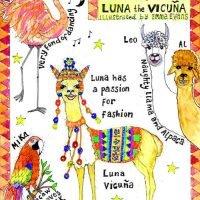 Luna the Vicuna
