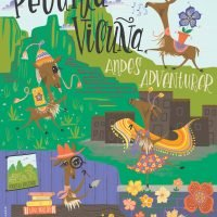 Petunia Vicuna - Andes Adventurer