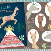 The Vicuna that jumped the Andes