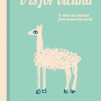 V is for Vicuña by Devon Johnson