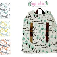 Great Adventures backpack pattern