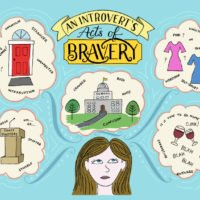 An Introverts Acts Of Bravery - April Bootcamp