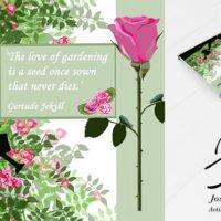 Gertrude Jekyll Rose Journal