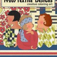 1920s Textile Designs