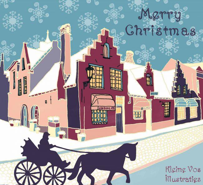 Bruges Christmas for MATS holidayfestive