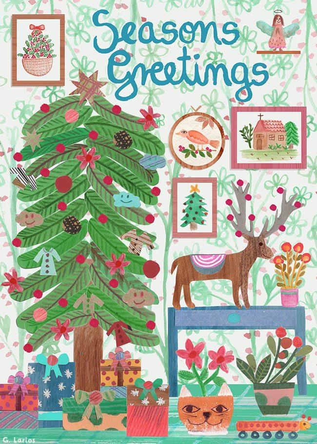 Christmas-Card-by-Gabriela-Larios-2016
