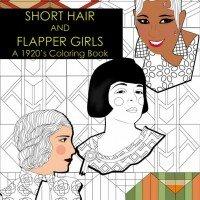 SHORT HAIR AND FLAPPER GIRLS