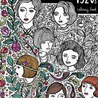 The Roaring Twenties - Coloring Book