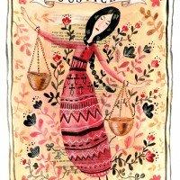 Justice - Tarot Card