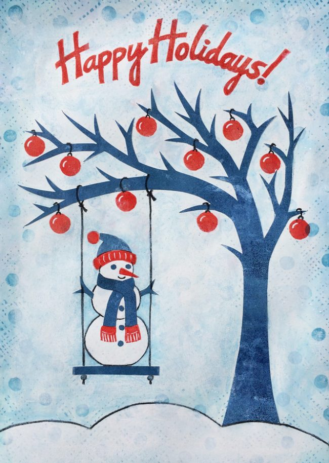 Jill Bergman Happy Holidays