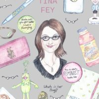 TINA FEY_WHATS IN HER BAG