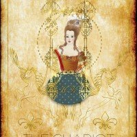 The Chariot Tarot Card - Kelly Kratzing