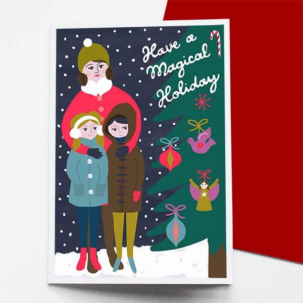Magical Holiday - Francesca Iannaccone