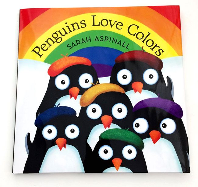 Penguins-Love-Colors-photo-of-book