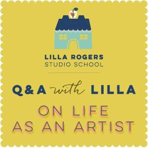 Q&A with Lilla - On Life as an Artist