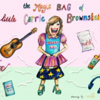 The magic Bag of little Carrie Brownstein