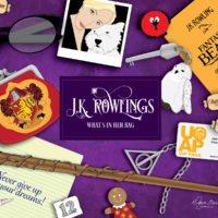J.K Rowling Children's Book Cover