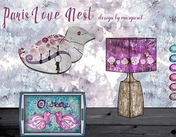 favorite Paris Love Nest