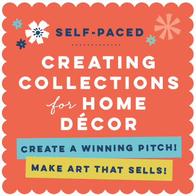 Creating Collections for Home Décor
